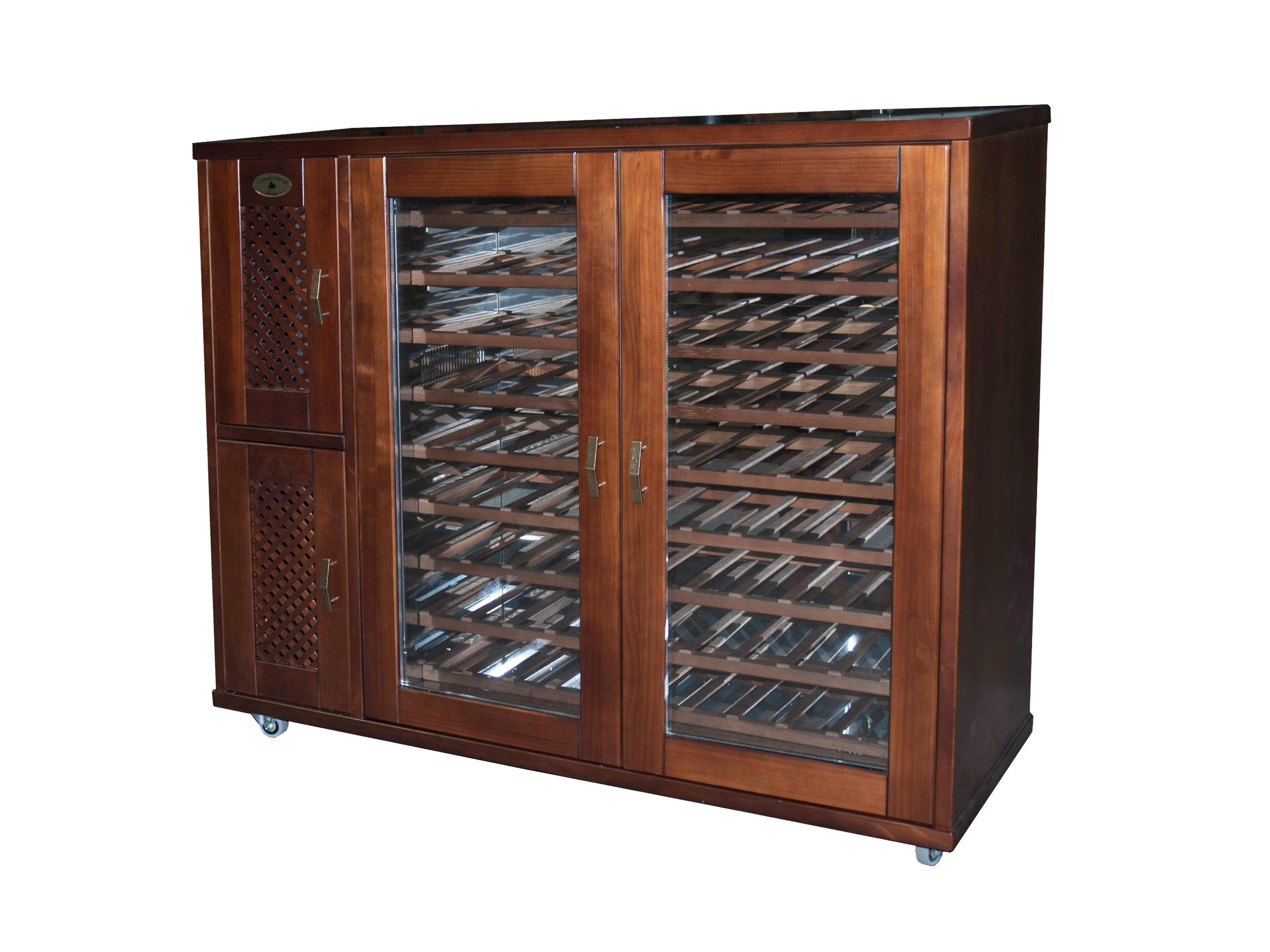 Custom wine cellars to match your desired design haimi - Custom made cabinet ...