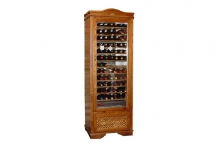 Built in wine cellar