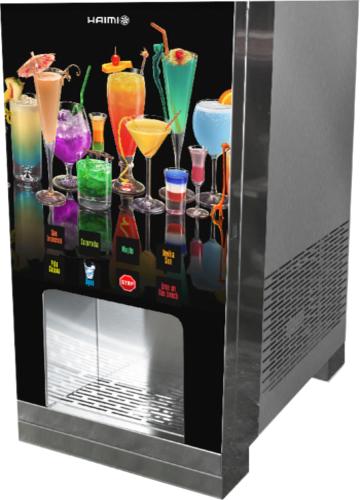Máquina deispensadora de cócteles para hostelería. Haimi