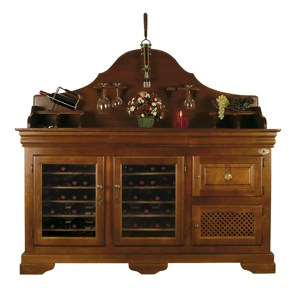 Buffet classic wine cabinet
