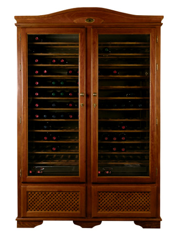 Sommelier classic wine cabinet