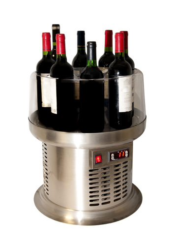 Wine cooler 8 bottles