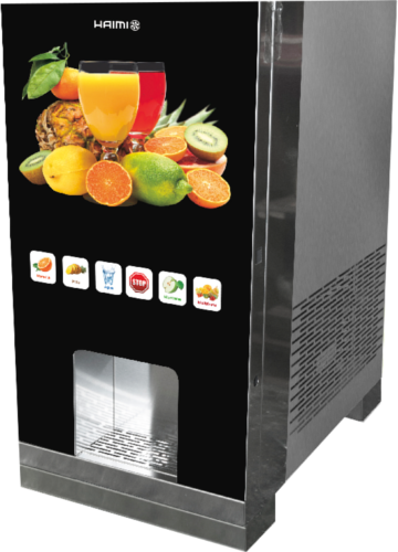Juice dispenser 4/6/8 + water
