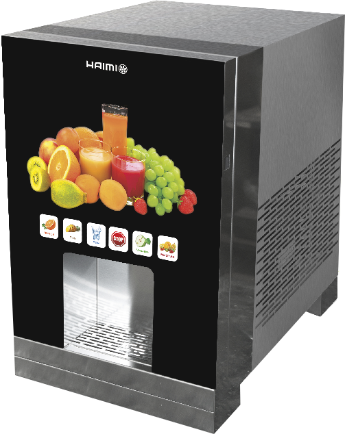 Drinks dispenser and orange juice machine