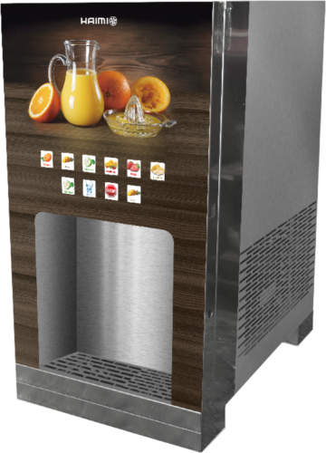 Juice dispenser 4/6/8 + water Office