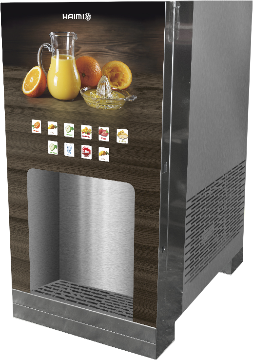 Cold drink dispenser and beverage dispenser