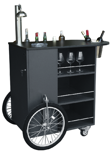 Frosting cart