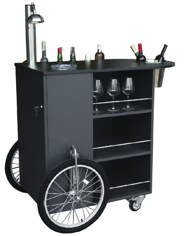 Drink cart and portable bar
