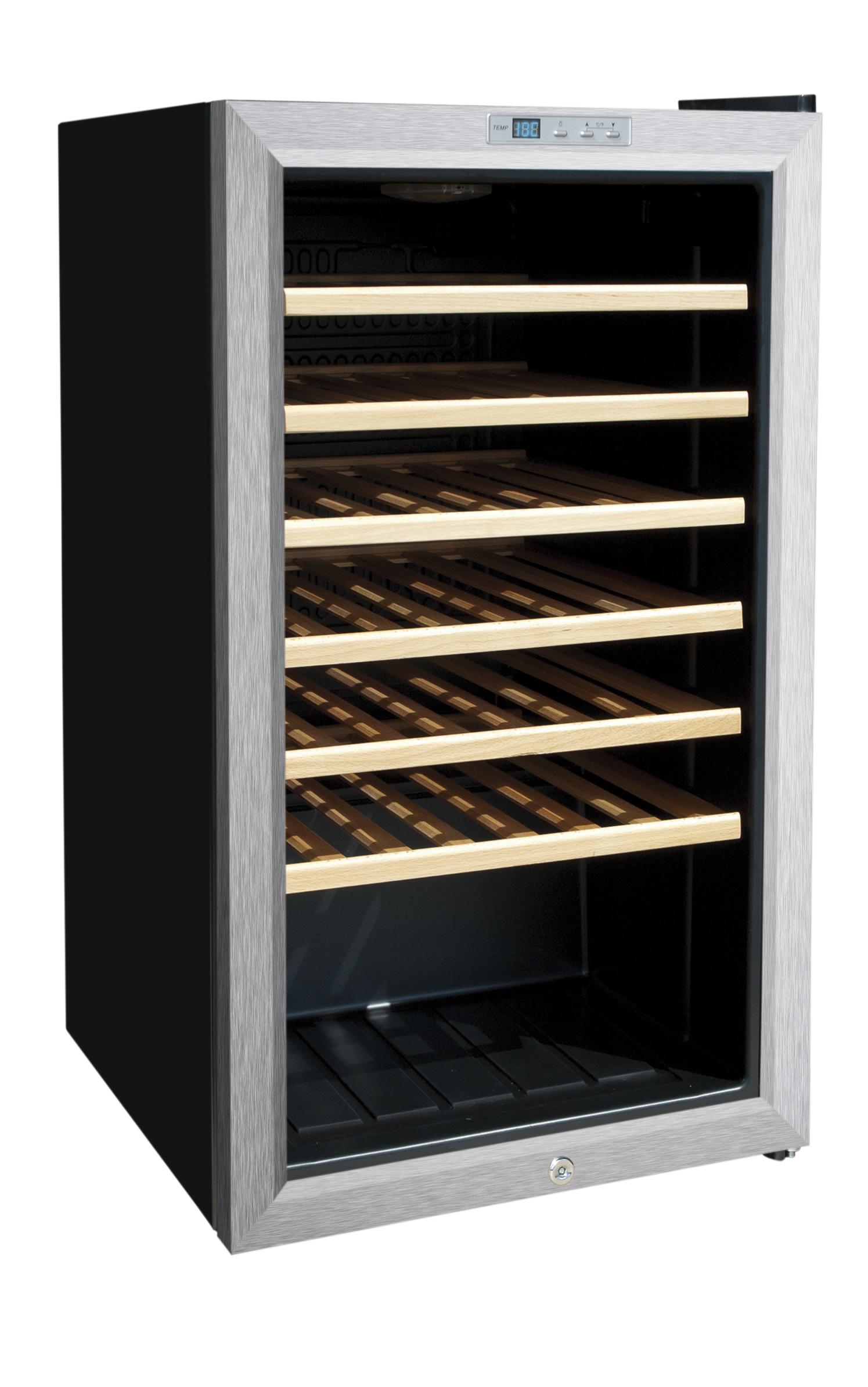 Wine cooler 33 bottles