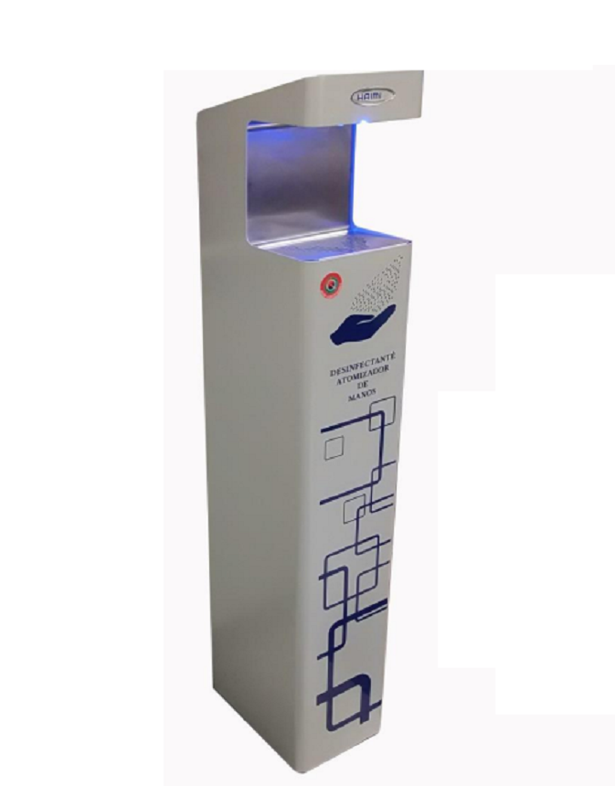 Contactless Hands Sanitizer Nebulizer - HAIMI